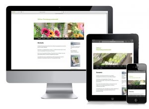 Söllner Floristengroßhandel WebdesignWebdesign